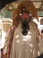 Ian McNeice as Magister Illyrio Mopatis in the GoT pilot - game-of-thrones photo