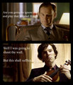 Ignoring Mycroft
