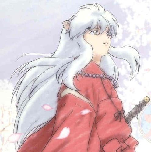naked pictures of the characters from inuyasha