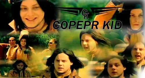 Jack White 'CopperKid' wallpaper