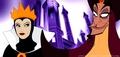 Jafar x Evil クイーン