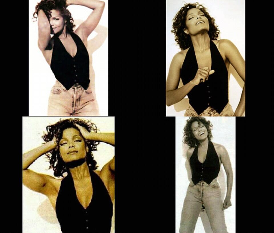 Janet's 1993 photo shoot - Janet Jackson Fan Art (28266013