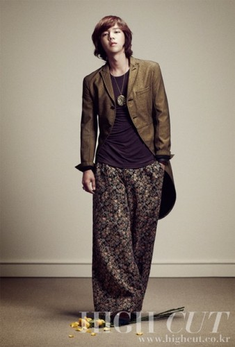 Jang Geun Suk for High Cut - kpop Photo