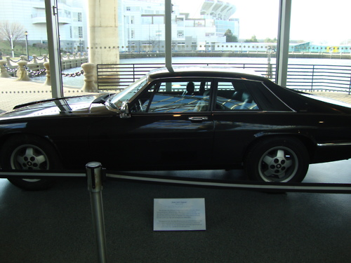 Joan Jett's Car at the Rock and Roll Hall Of Fame