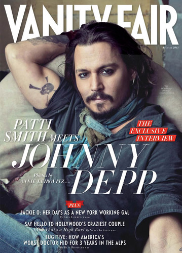 Johnny Depp by annie leibovitz - annie-leibovitz Photo