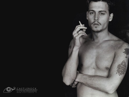 Johnny Depp wallpaper with skin called Johnny♥