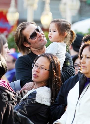 Josh Has A Family Day At Disneyland  - January 11