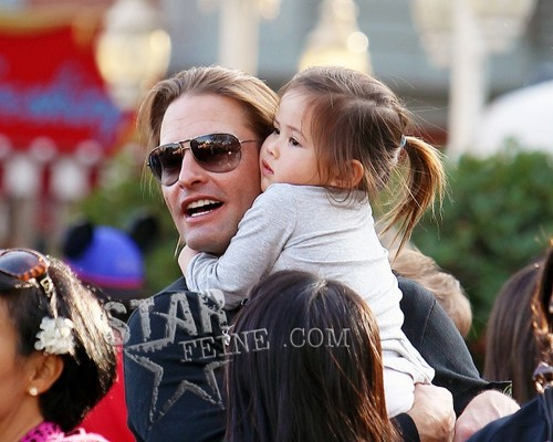 Josh Has A Family Day At Disneyland  - January 11
