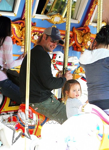 Josh Has A Family araw At Disneyland - January 11