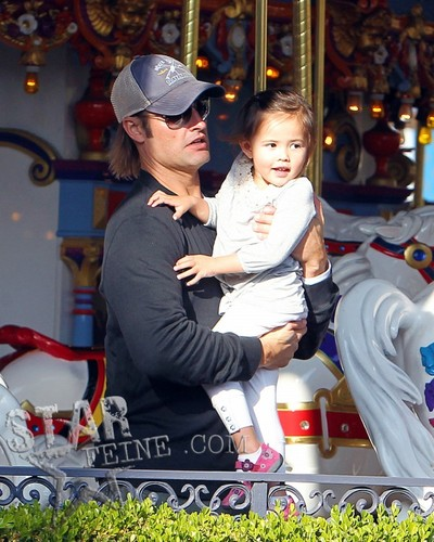 Josh Has A Family دن At Disneyland - January 11