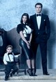 Kardashian/Jenner 2011 Christmas Card - keeping-up-with-the-kardashians photo