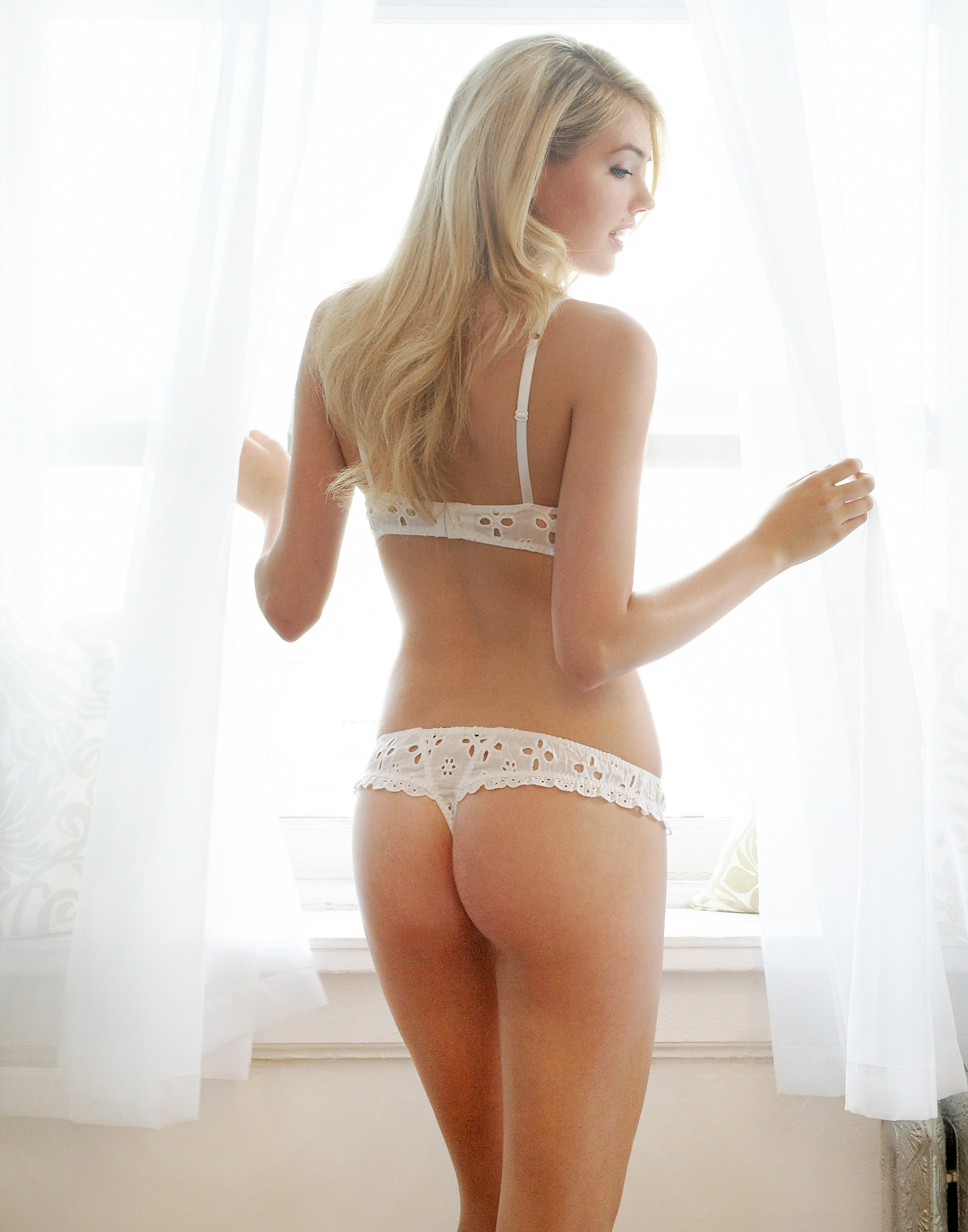 Something is. Hot kate upton lingerie