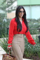 Kim Kardashian Hits Barneys New York In Style