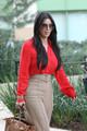Kim Kardashian Hits Barneys New York In Style