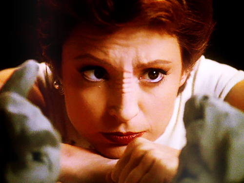 estrella Trek: Deep el espacio Nine fondo de pantalla possibly with a portrait called Kira Nerys