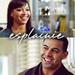 Lanie and Esposito
