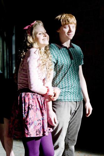 Lavender and Ron