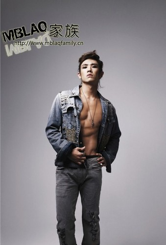 Lee Joon for High Cut