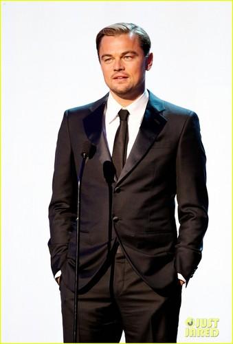 Leo DiCaprio: AFI Awards with Martin Scorsese!