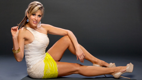 Lilian Garcia wallpaper probably containing a dinner dress and a gown called Lilian Garcia