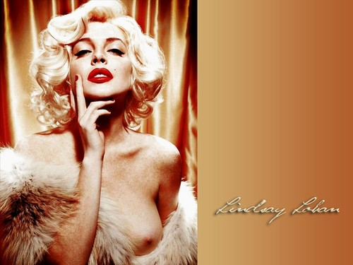 リンジー・ローハン 壁紙 entitled Lindsay Lohan
