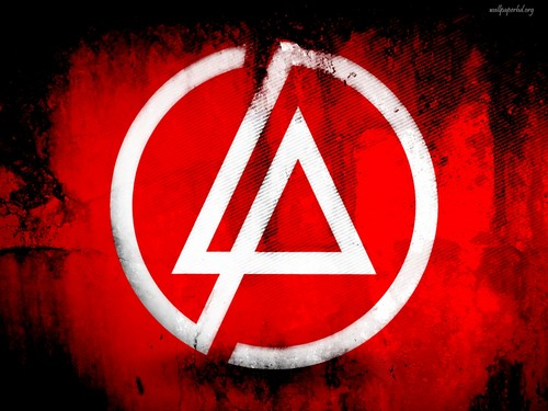 Linkin Park fond d'écran entitled Logo