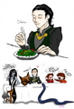 Loki's children - loki-thor-2011 fan art