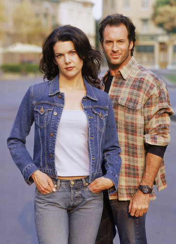 Lorelai & Luke (HQ)