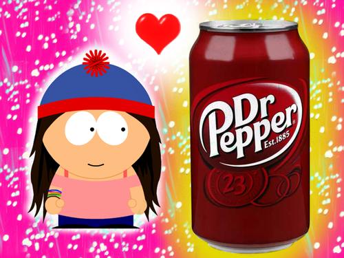 tình yêu With Dr.Pepper!