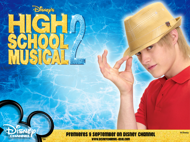 Lucas Grabeel in High School Musical 2 - Movies & T.V Shows ...