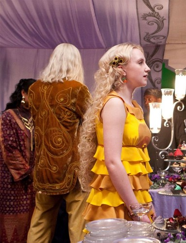 Luna Lovegood and father