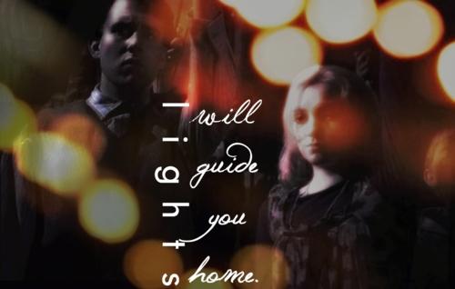 Luna & Neville