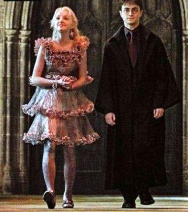 Luna and Harry