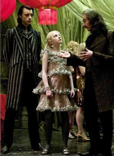 Luna with vampires