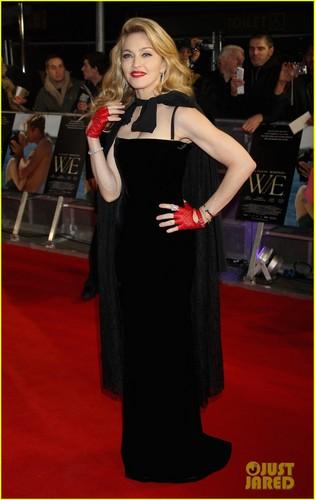 Madonna: 'W.E.' UK Premiere!