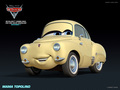 Mama Topolino - disney-pixar-cars-2 wallpaper