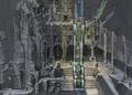 Markarth castelo Exterior- Concept Art