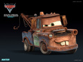 Mater - disney-pixar-cars-2 wallpaper