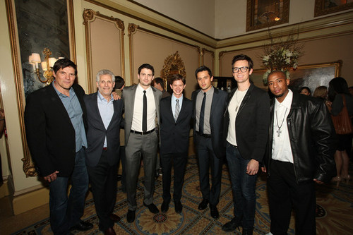 Men of OTH at TCA event 1/12/12