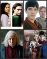 Merlin Collage - the-adventures-of-merlin fan art