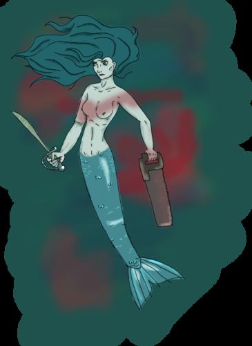 Mermaid Murder