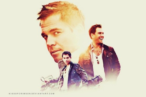 Michael Weatherly - ncis Fan Art