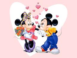 Mickey And Minnie maus