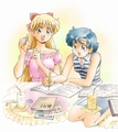 Minako and Ami