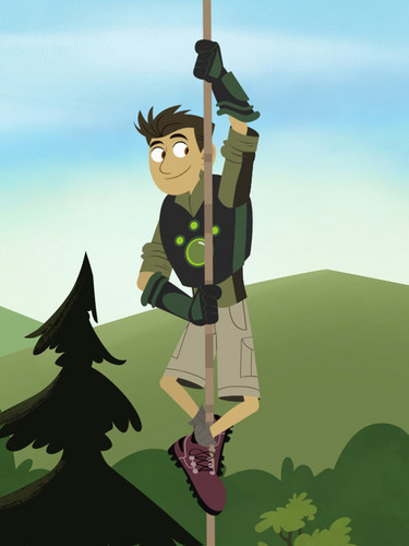 The Wild Kratts wolpeyper entitled More....