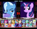 My Little Pony: Friendship is Tekken (Теккен)