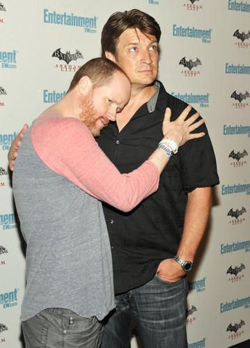 Nathan & Joss Whedon