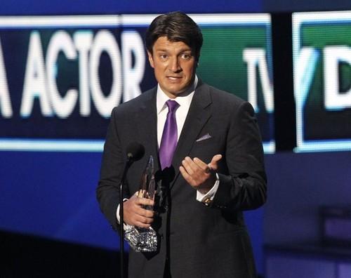 Nathan Winner at People Choice Awards 2012<3