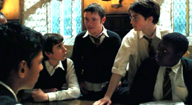 Neville and Gryffindors