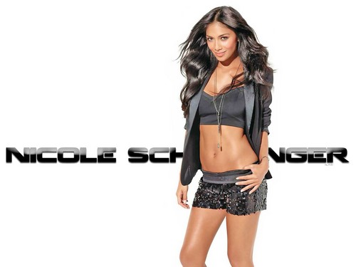 Nicole Scherzinger wallpaper possibly containing attractiveness and hot pants entitled Nicole Scherzinger
